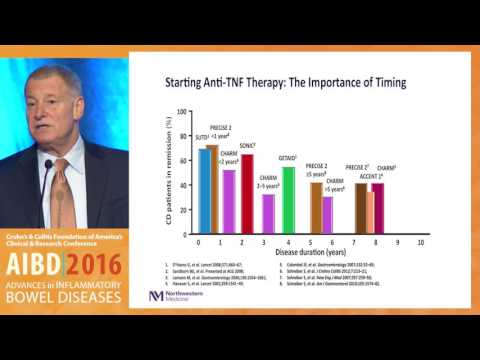 How will future therapeutic pathways change for ulcerative colitis and Crohn's disease?