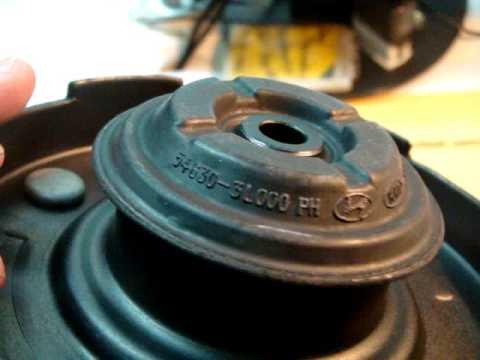 Замена опорных подшипников соната Замена выключателя головных фар xc70