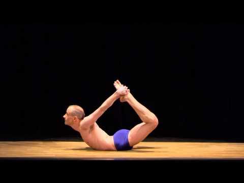 James Pfeffer - Pennsylvania -  2012-2013 USA Yoga Asana National Championship Semi-Finals