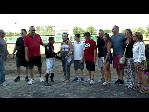 video thumbnail for MONMOUTH PARK 8-11-19 RACE 11