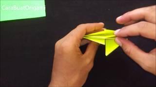 Cara Membuat Origami Bunga Tulip | Origami Bunga dan Tanaman