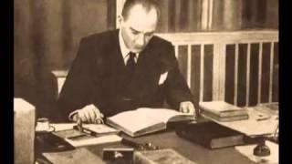 Atatürk'ün Kendi Sesi İle Ne Mutlu Türküm Diyene (bu kadar net duymadınız)