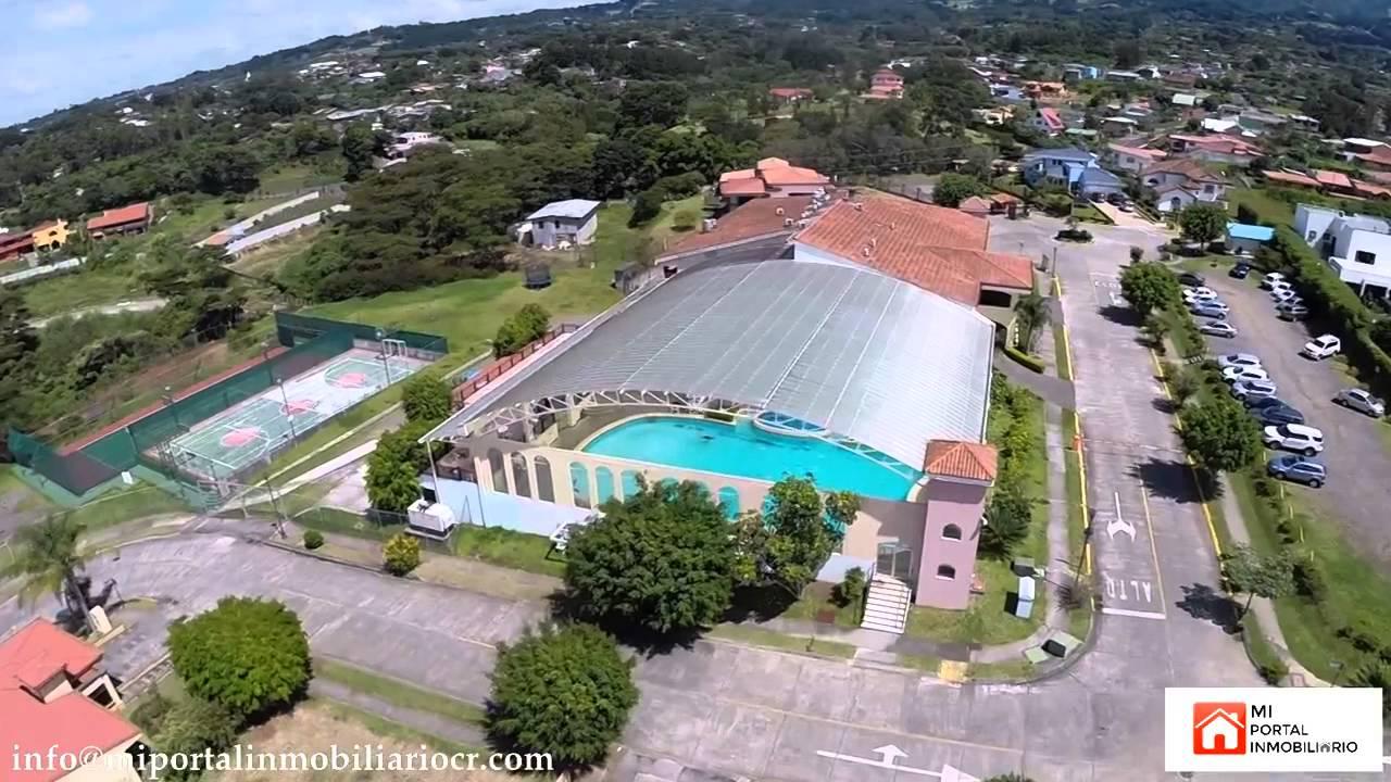 Residencial lomas del zurqu youtube for Villas zurqui fotos