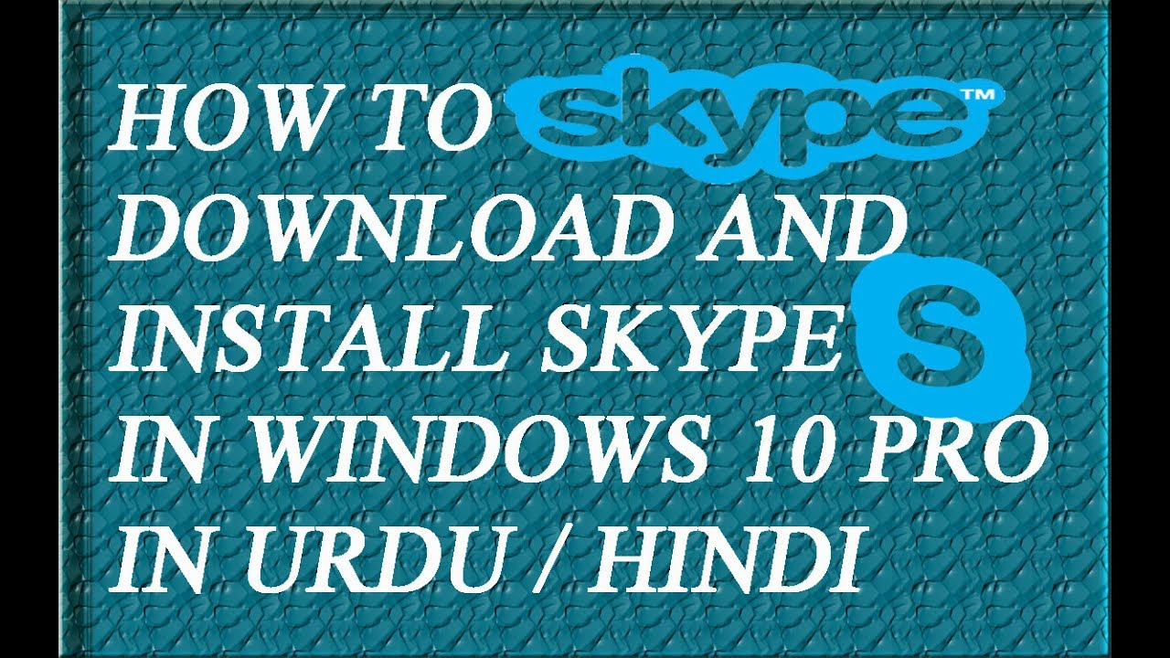 skype free download latest version 2017