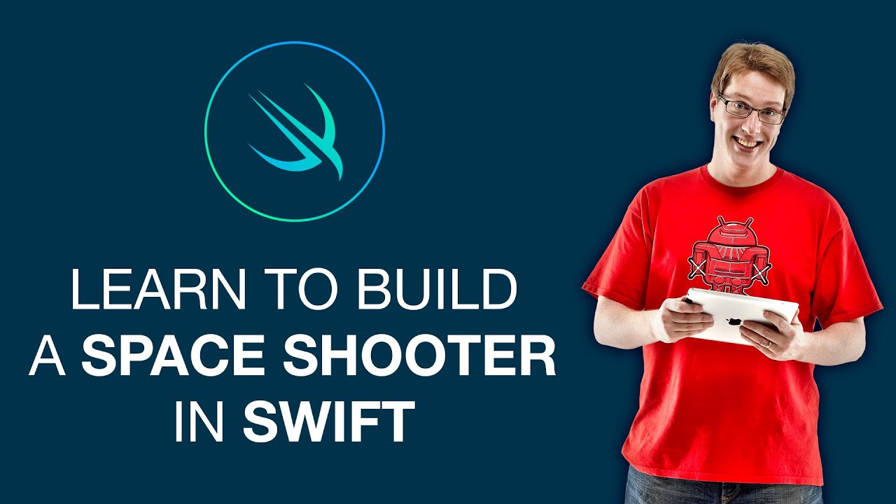 Building a space shooter with SpriteKit and Codable – Swift on Sundays March 31st 2019
