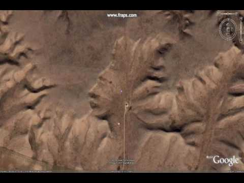 google earth mars secret places to meet