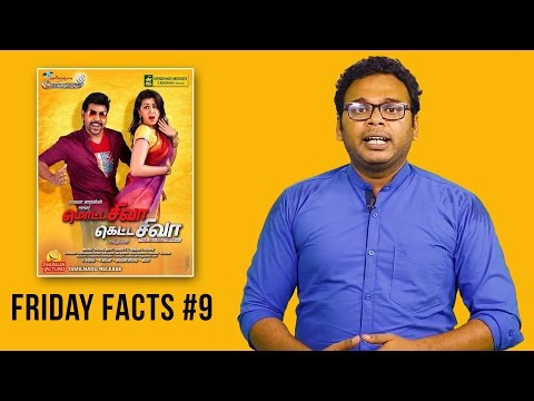 Motta Shiva Ketta Shiva - Friday Facts #9 | Review on Reviewers with Shah Ra