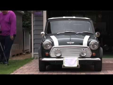 スモールカーチャレンジ ローバーミニクーパー (Rover MINI COOPER)