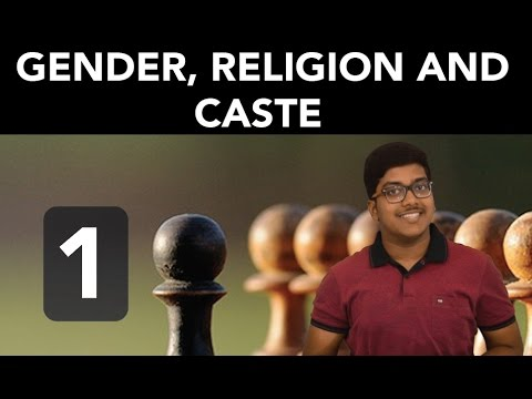 Civics: Gender, Religion and Caste (Part 1)