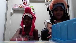 Slime vs brinquedo ft Isabela kids