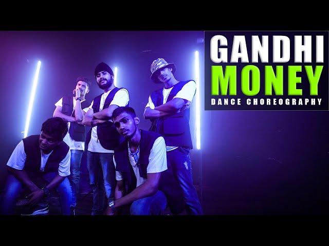 Gandhi Money | Divine | Urban Dance Choreography | Kings Squad | The Kings