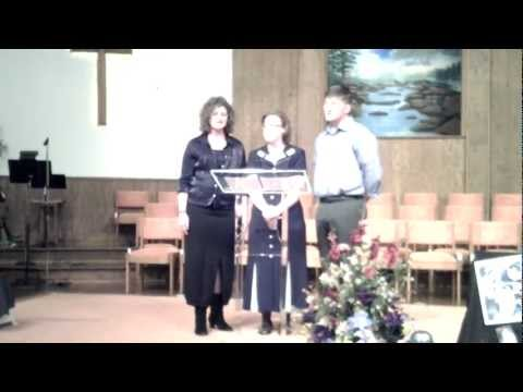 Let It Be Said of Us for Ila Wagner's Memorial Service