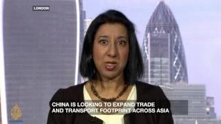 China-Pakistan 'economic corridor'