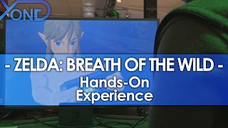 Zelda: Breath of the Wild - Hands On Experience