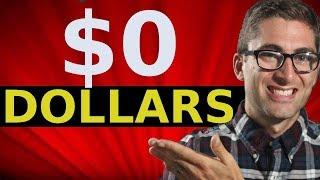How to Build Passive Income with ZERO DOLLARS! | Passive Income