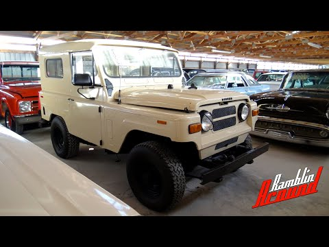 1969 Nissan Patrol 4x4 At Country Classic Cars