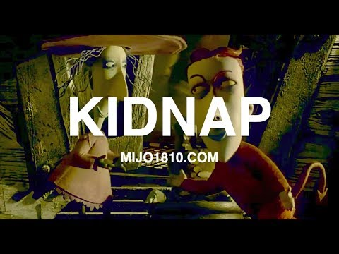 Nightmare Before Christmas Trap remix / Sandy Claws beat - 'Kidnap' (prod by Mijo 1810)