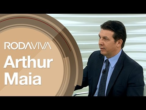 Roda Viva | Arthur Maia | 20/03/2017