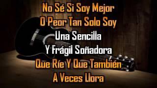 karaoke  Yo Soy Una Mujer  Jenni Rivera