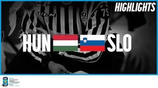 Hungary vs. Slovenia | Highlights | 2019 IIHF Ice Hockey World Championship Division I Group A