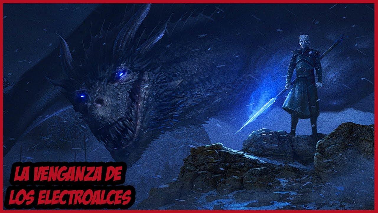 El Verdadero Destino de Viserion: ¡El Dragon No Es Un Esclavo! Teoría Juego  de Tronos Temporada 8