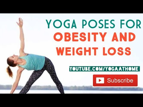 yoga poses for obesity and weight loss  youtube