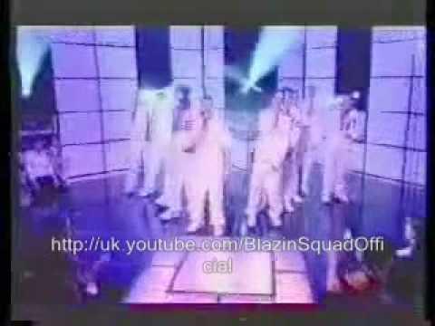 Blazin Squad - Crossroads Totp