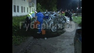 Хабаровчанин бросил пострадавшую в перевернутом автомобиле. MestoproTV thumbnail