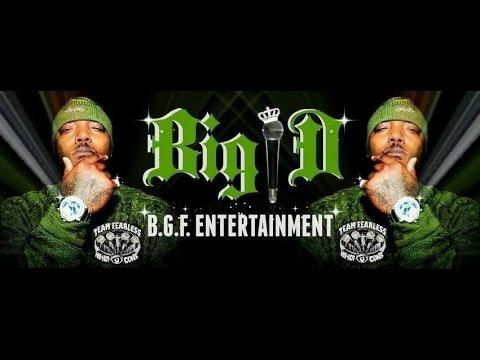 Gangsta Shit By Big.D Feat.Lega-C,Fel'on,Will-Porter