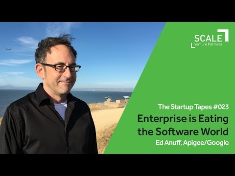 Enterprise is Eating the Software World — The Startup Tapes #023