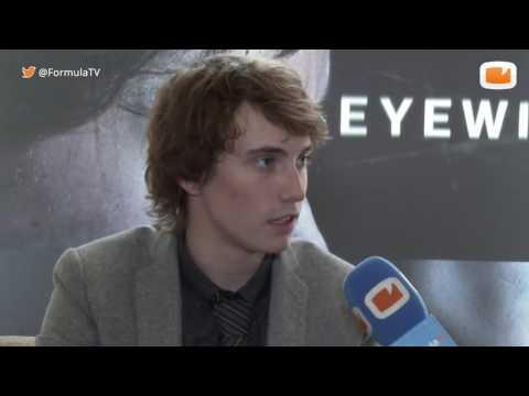 "James Paxton Interview about Eyewitness (""Testigo"")"