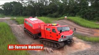 Singapore Technologies Kinetics - ExtremV Multi-Purpose Articulated Tracked Vehicle [480p]
