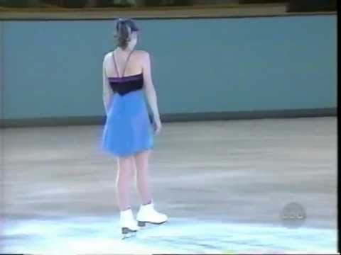 "Ekaterina Gordeeva, ""The Umbrellas of Cherbourg"", World Challenge of Champions 1996-1997 USTV"