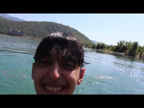 Hiking Azerbaijan mini adventure video...