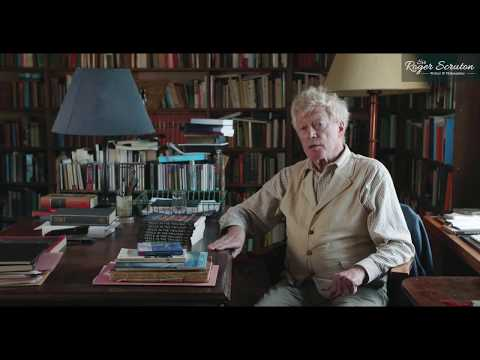 Welcome to the Official Roger Scruton YouTube Channel