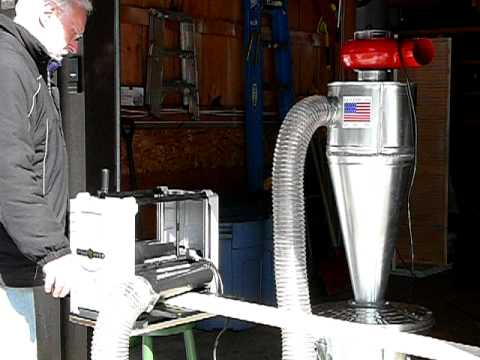 Cyclone Separator For Dust Collector Youtube