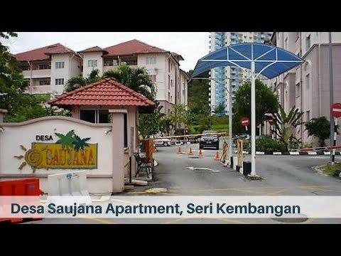 Desa Saujana Apartment @ Seri Kembangan