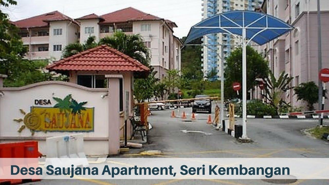 Desa Saujana Apartment Seri Kembangan