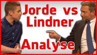 Pfleger Jorde VS Christian Lindner - Rhetorik & Körpersprache Analyse