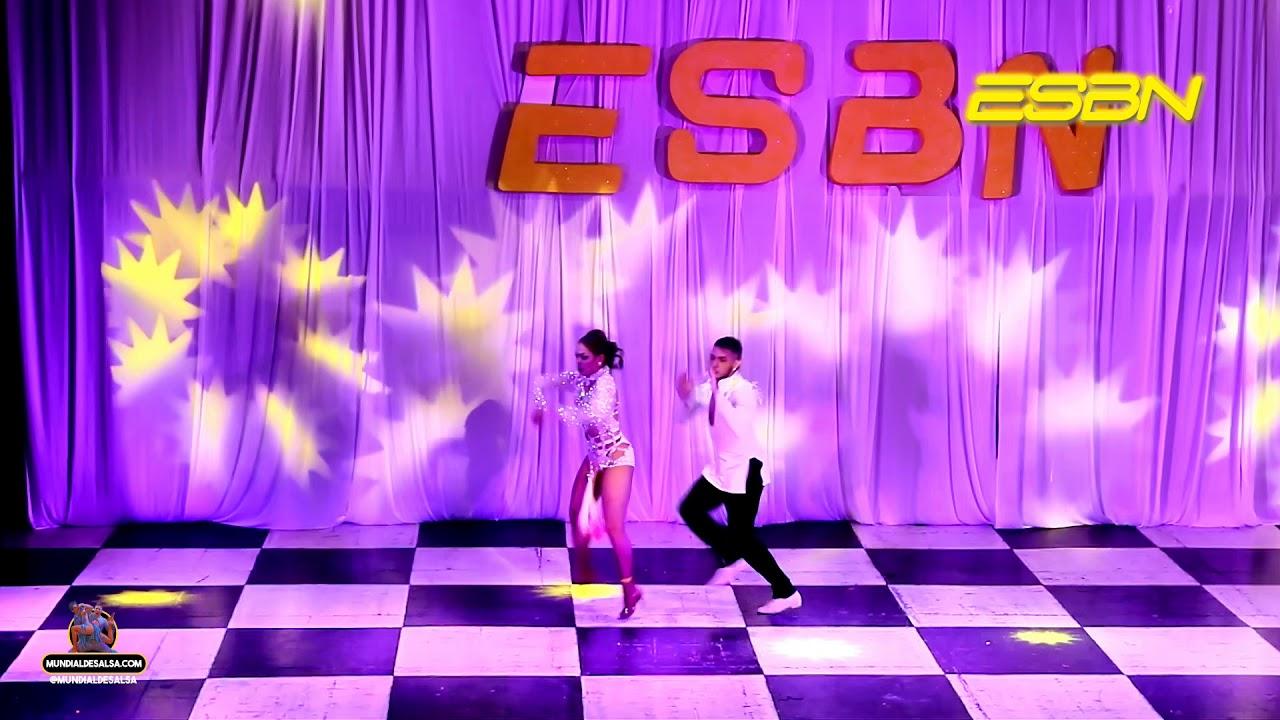 Maria Jose y Luis Miguel -  ESBN - Pareja On1