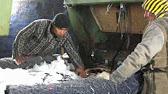 Одеяла из гусиного пуха - YouTube