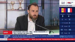 """Qualifs Euro 2020 - Rovera : """"Un renouveau arrive en Italie"""""""