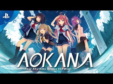 Aokana - Four Rhythms Across the Blue - Announcement Trailer | PS4