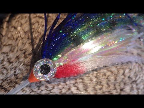 Tying The Flashy Profile Billfish Fly