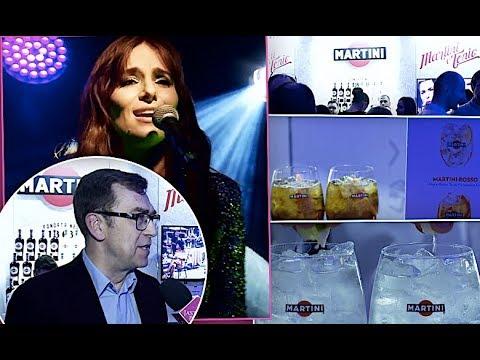 Gwiazdy raczą się Martini na premierowym koncercie Anny Czartoryskiej!