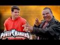 Power Rangers   Classic Clip - Brains Before Brawn!