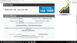 How To Withdraw Money From Earn With Invite !!!