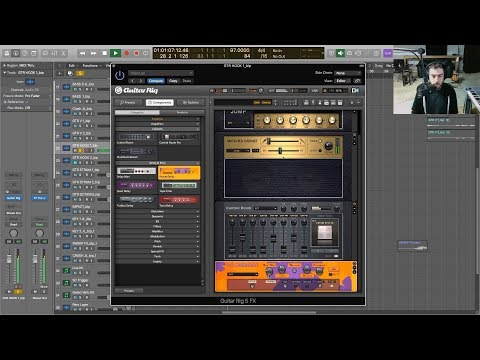 Mixing Electric Guitars in Hip Hop Beats