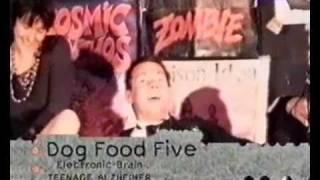 Dog Food Five - Electronic Brain