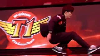 The Faker Roll - S5 World Championship Grand Final
